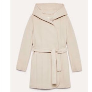 Wilfred cream coat